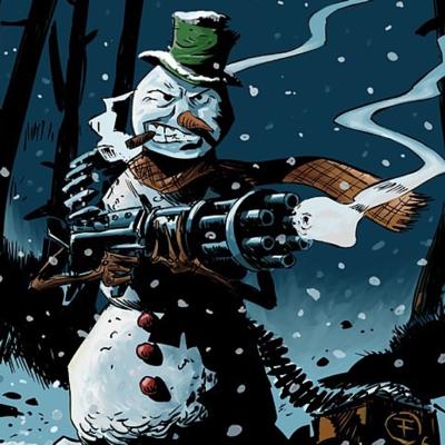 FrostyGunman