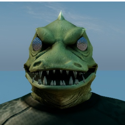 Gorak_the_gorn